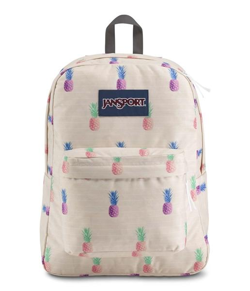 Jansport SuperBreak Backpack - 48L-Pineapple Punch