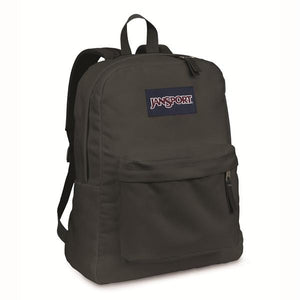 Jansport Superbreak Backpack - 6XD-Forge Grey