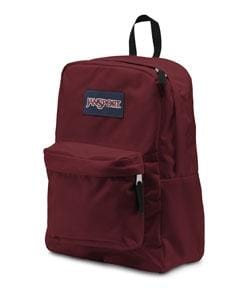Jansport Superbreak Backpack - 9FL-Viking Red