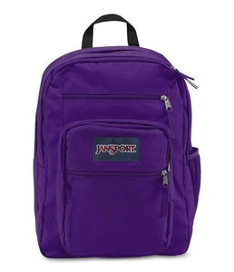 Jansport Big Student Backpack - 31D-SignaturePurple