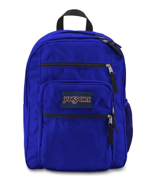 Jansport Big Student Backpack - 3N7-Regal Blue