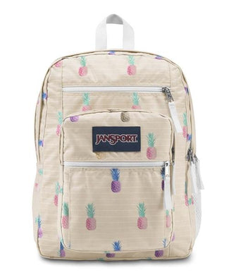Jansport Big Student Backpack - 48L-Pineapple Punch