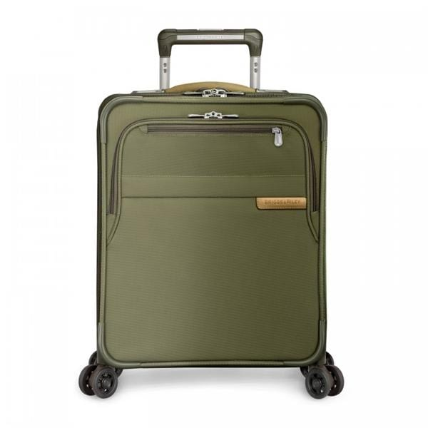 Luggage > Softside Luggage Briggs & Riley Baseline Commuter Expandable Spinner - Luggage CityBriggs & Riley Olive