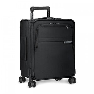 Briggs & Riley Baseline Intl. Carry-on Expandable Wide-body Spinner