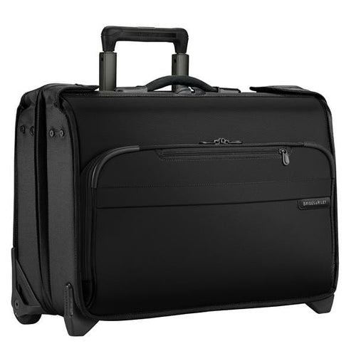 Briggs & Riley Baseline Carry On Wheeled Garment Bag - Luggage City