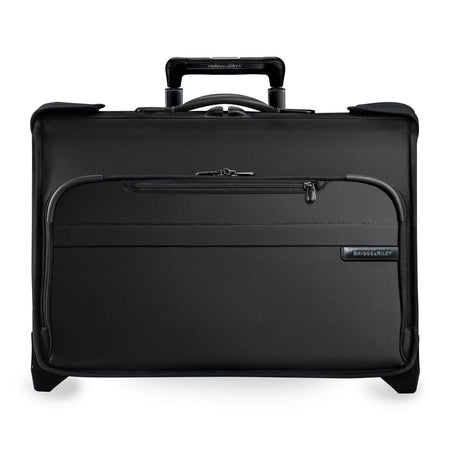 Luggage > Softside Luggage Briggs & Riley Baseline Carry On Wheeled Garment Bag - Luggage CityBriggs & Riley