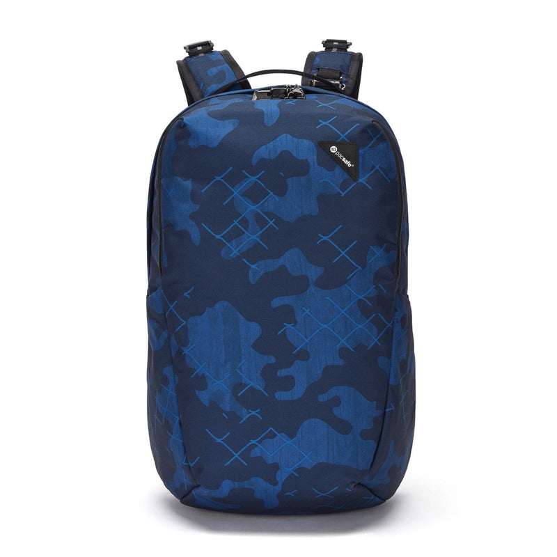 Backpacks Pacsafe Vibe 25 Anti-Theft 25L Backpack - Luggage CityPacsafe Blue Camo