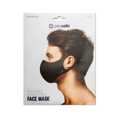 Pacsafe Protective & Reusable Polygiene® ViralOff® Face Mask - Luggage City