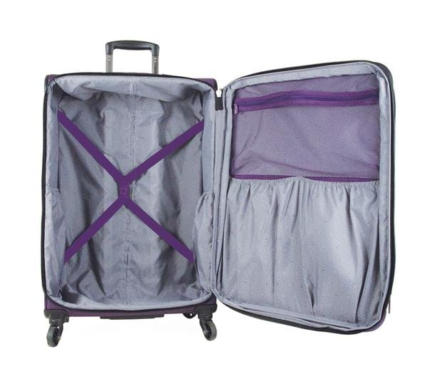Delsey Volume Max 29 Inch Expandable Spinner Trolley - Luggage CityDelsey