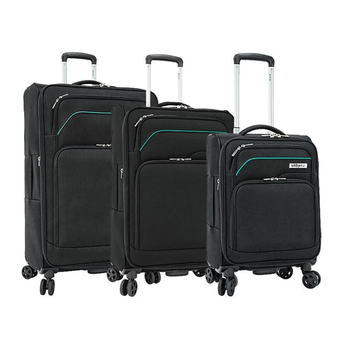 WestJet Apollo 3 Spinner Suitcase 3Pcs Set