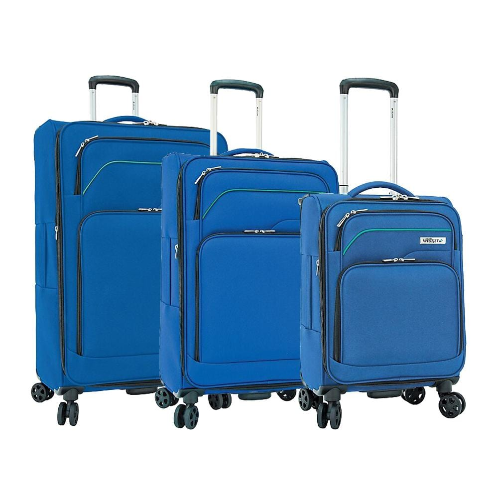 WestJet Apollo Spinner Suitcase 3Pcs Set
