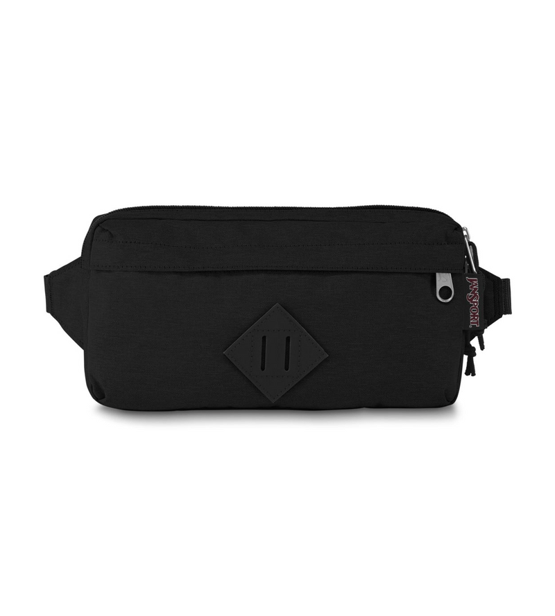 Accessories > Wallet JanSport Waisted Fanny Pack - Luggage CityJansport Black Ballistic Nylon