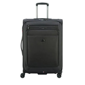 Delsey Pilot 4.0 25 Inch Expandable Spinner Suiter Luggage - Luggage City