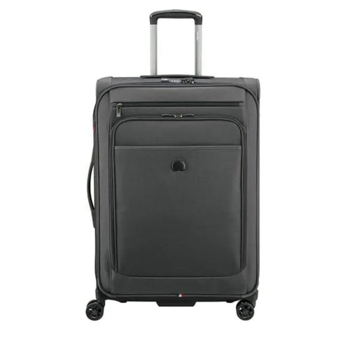 Delsey Pilot 4.0 25 Inch Expandable Spinner Suiter Luggage