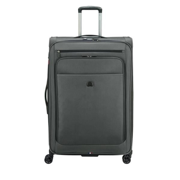 Delsey Pilot 4.0 29 Inch Expandable Spinner Suiter Luggage - Luggage CityDelsey Graphite