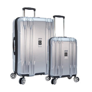 "Delsey Eclipse Lite 19"" and 24"" Spinners 2pcs Set - Luggage City"