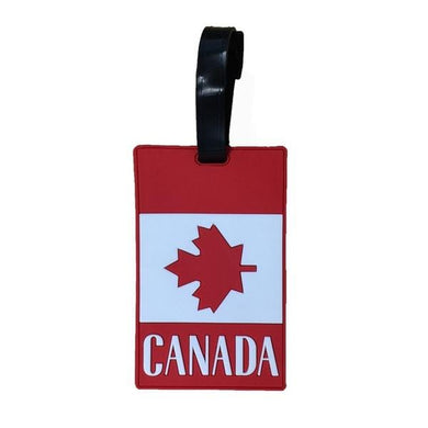 Canada Luggage Tag - Luggage City