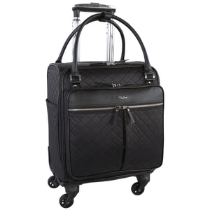 "Roots 14"" Laptop Spinner Case - Luggage City"