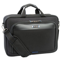 Nextech Double Gusset Ultra Lite 17.3 Inch Laptop Briefcase - Luggage City