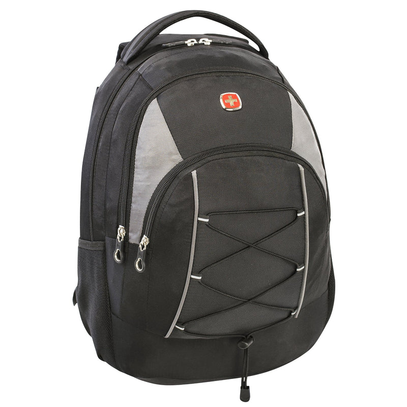 Backpacks > Laptop/Tablet Backpack Swiss Gear 15-Inch Computer And Tablet Backpack - Luggage CitySwiss Gear Black