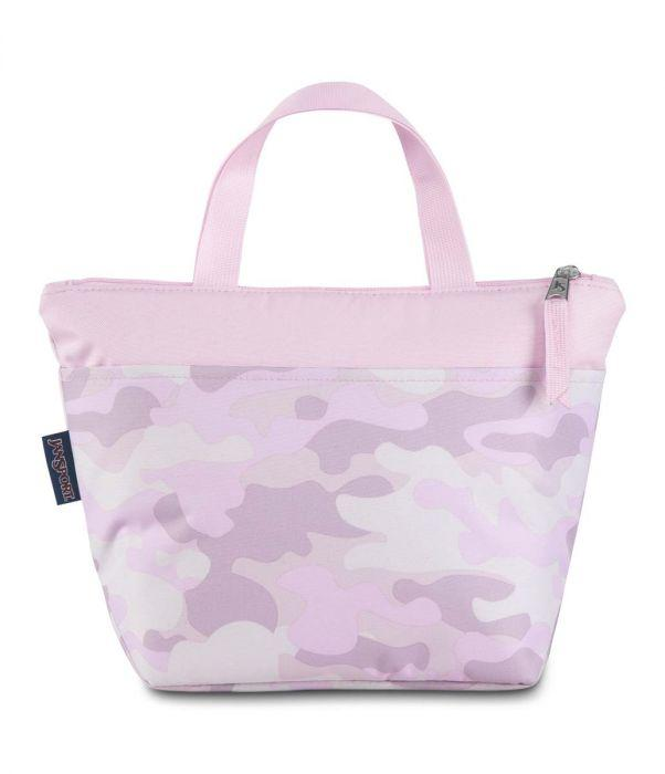 Kids > Lunch Bag JanSport Lunch Tote - Luggage CityJansport Cotton Candy Camo