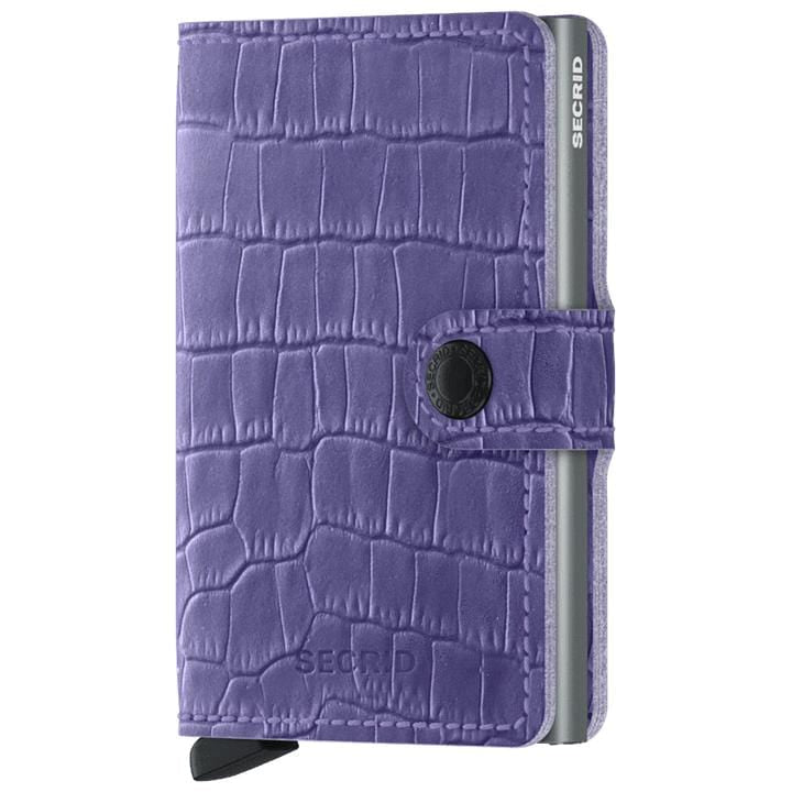 Accessories > Wallet Secrid Rfid Miniwallet Cleo - Luggage CitySecrid Lavender