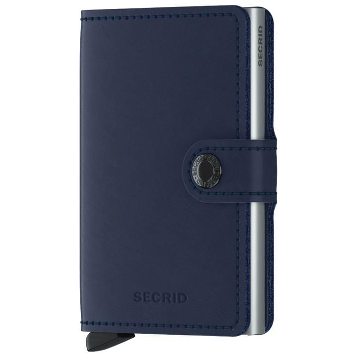 Accessories Secrid Rfid Miniwallet Original - Luggage CitySecrid Navy
