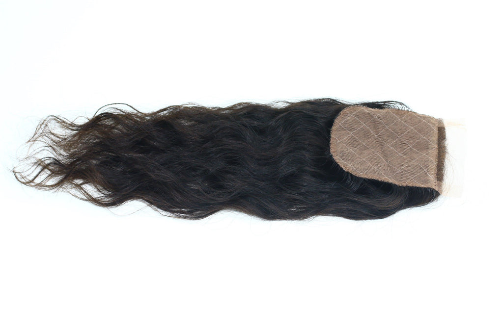 Brazilian Wavy Closure