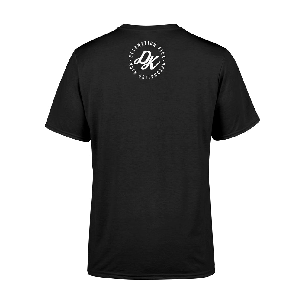 Detonation Kick Prime Tshirt Black