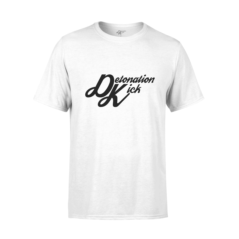 Detonation Kick Prime Tshirt White