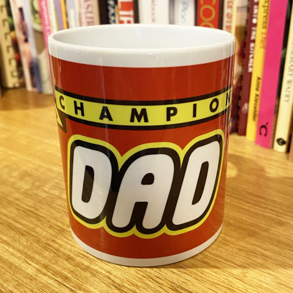 CHAMPION DAD (Lego)