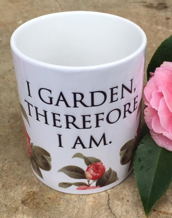 I GARDEN therefore I AM