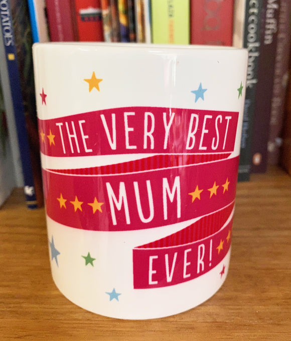 The VERY BEST mum ever
