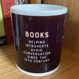 BOOKS helping introverts