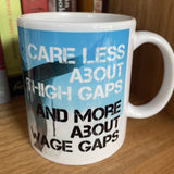 Care less about THIGH GAPS and more about WAGE GAPS