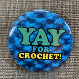 YAY for CROCHET
