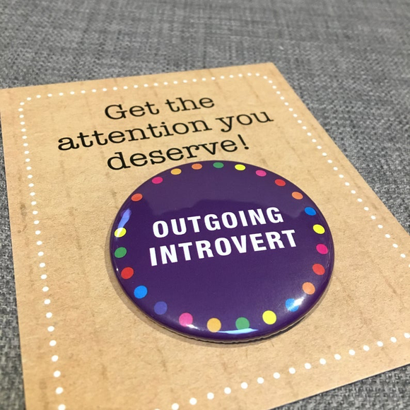 Outgoing INTROVERT