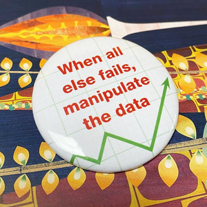 When all else fails, MANIPULATE THE DATA