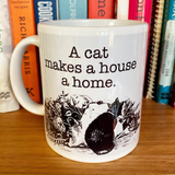 A CAT makes a house a HOME
