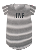 Camisola Love Listras
