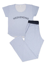 Camiseta Weekending