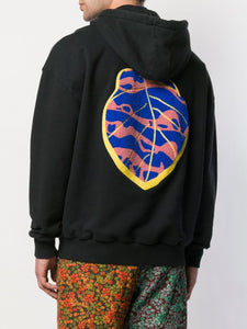 CLIMBER Graphic hoodie