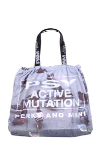 Bad rep nylon tote bag