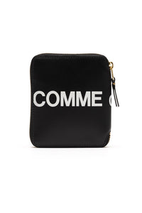 CDG Huge Logo Wallet (Black SA2100HL)