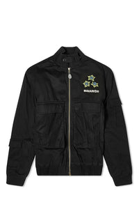 G-8 PAX PSYCHOTRIA EMBROIDERED JACKET