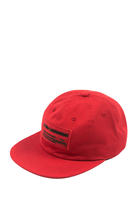 Redacted MILTYPE 6 Panel Cap