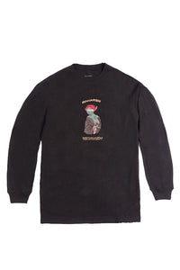 SPACE GEISHA HEMP L/S T-SHIRT