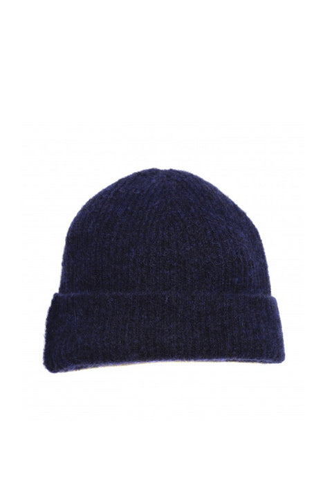 BABY HAT DARK NAVY