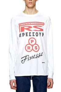 Pressure Logos Long Sleeve T-Shirt