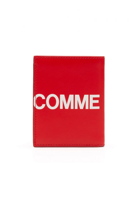 CDG Huge Logo Wallet (Red SA0641HL)